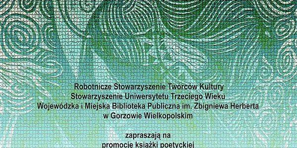 Promocja książki Krystyny Woźniak