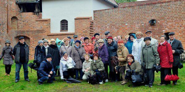 Wycieczka do Międzyrzecza, Pszczewa i Rokitna