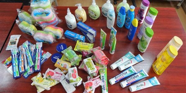 Zbiórka środków czystości 2016