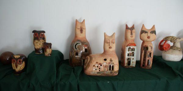 Magia ceramiki w Galerii UTW