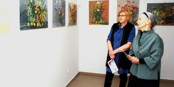 Wernisaż malarstwa Haliny Sobczyk