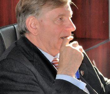 Spotkanie z Dyrektorem Tomaszewiczem
