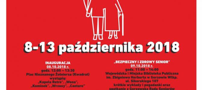 Gorzowski Tydzień Seniora 2018
