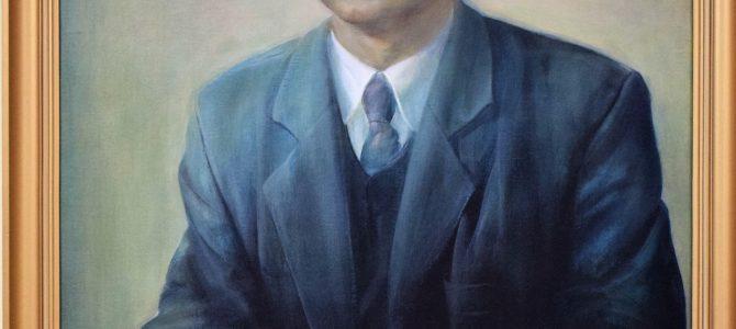Patroni sal wykładowych UTW Ryszard Dyrak