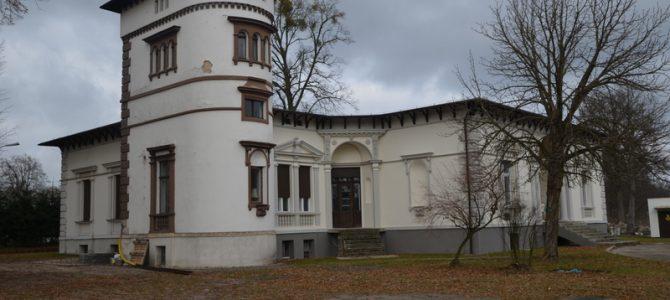 Fabrykancka willa w Witnicy