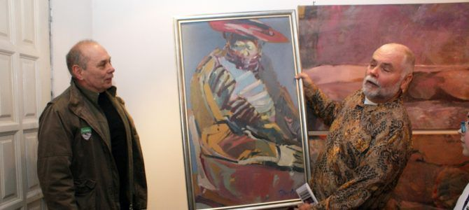 Druga wystawa Wojciecha Plusta