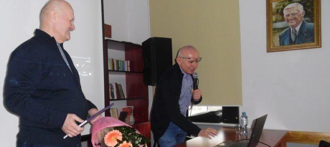 Spotkanie z Lechem Piaseckim