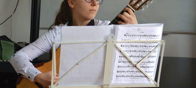 Goście na edukacji muzycznej