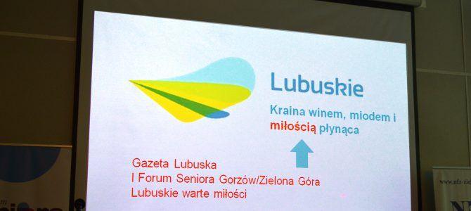I. Forum Seniora w Gorzowie Wlkp.