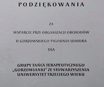 Gorzowski Tydzień Seniora