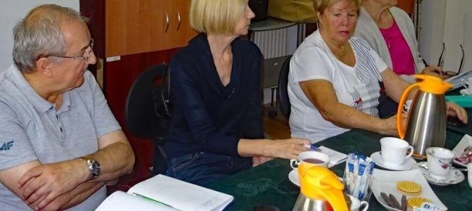 Nowy rok akademicki 2019/20 w działaniach Zarządu i Samorządu UTW