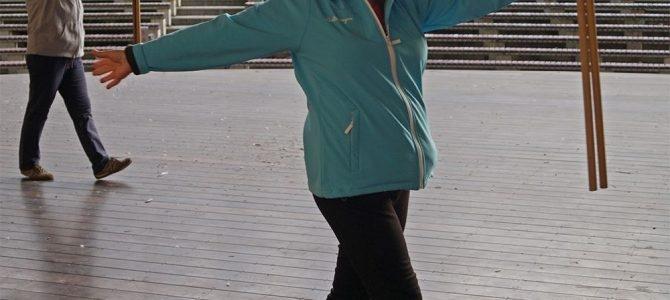 Ćwiczenia zimą na świeżym powietrzu
