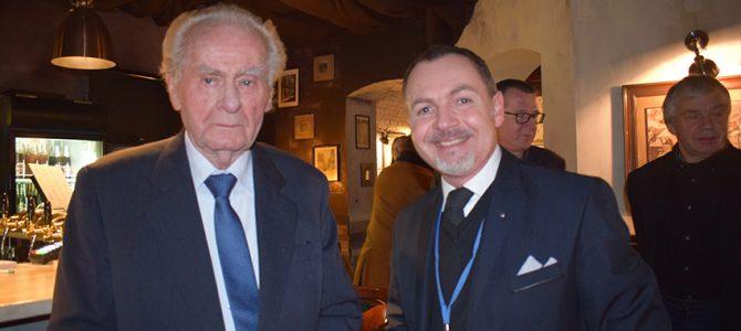 Z Wiesławem Myśliwskim i z Wojciechem Kuską