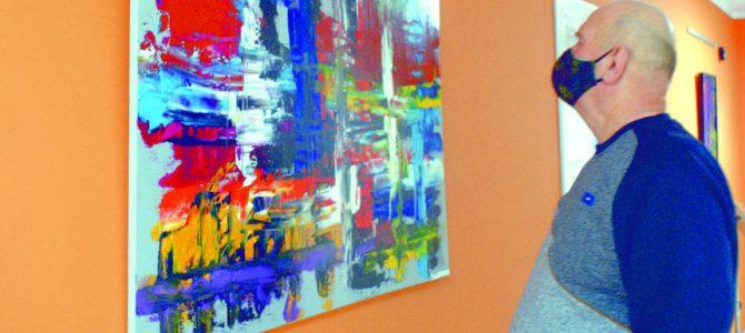Wystawa malarstwa Sekcji UTW Gorzów Wlkp.
