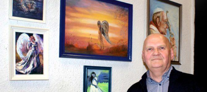 Malarstwo Zbigniewa Radziocha