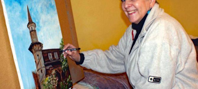 Malarstwo Stefanii Kasztelan